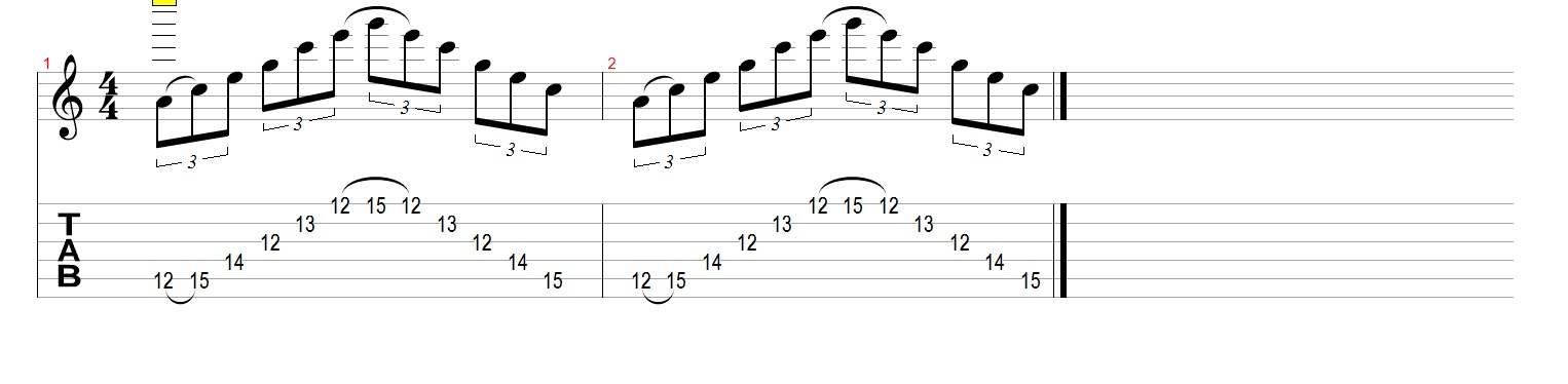 Репетитор игры на гитаре