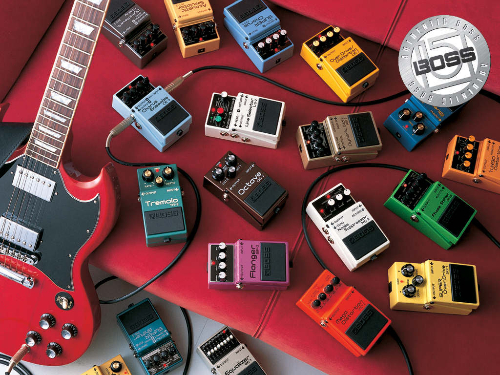 bosspedals